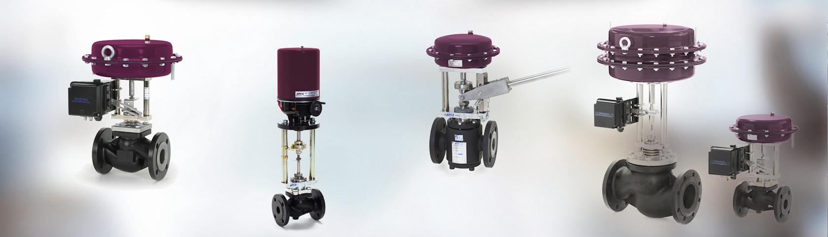 Control-valves